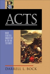 Acts (Baker Exegetical Commentary on the New Testament Book #) - eBook