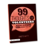99 Thoughts for Volunteers ebook - eBook