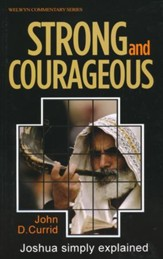 Strong and Courageous (Joshua), Welwyn Commentary Series