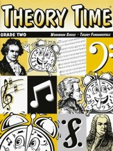 Theory Time for Grade Two - Theory Fundamentals Workbook