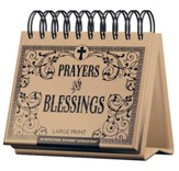 Prayers and Blessings Daybrightener, Large Print
