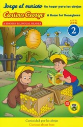 Jorge el curioso Un hogar para las abejas, Curious George A Home for Honeybees (CGTV Early Reader)