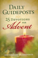 Daily Guideposts: 25 Devotions for Advent - Slightly Imperfect