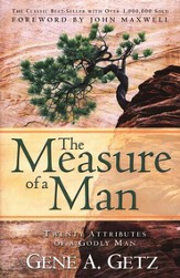 The Measure of a Man, Revised and Expanded Edition  - Slightly Imperfect