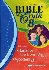 Abeka Bible Truth DVD #8: Daniel & the Lions' Den, Nicodemus