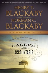 Called and Accountable: Discovering Your Place in God's Eternal Purpose, Tenth Anniversary Edition - eBook