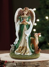 Woodland Angel Figurine