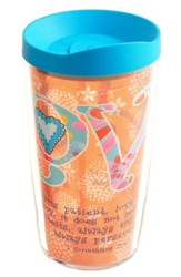 Love, 16 oz. Tervis Tumbler With Lid