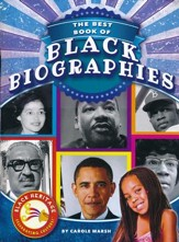 Black Heritage, The Best Book of Black Biographies