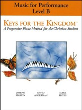 Keys for the Kingdom: Music for Performance Level B