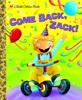 Come Back, Zack! - eBook