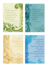 Sympathy, Billy Graham Cards, Box of 12