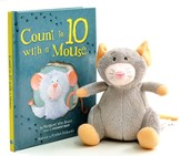 Count to 10 With a Mouse, Book & Plush Toy