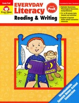 Everyday Literacy Reading and Writing, Grade PreK