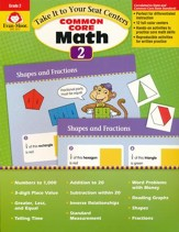 Take It to Your Seat Centers: Common Core Math, Grade 2