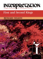 First and Second Kings: Interpretation: A Bible Commentary for Teaching and Preaching - eBook