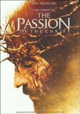 The Passion of the Christ (Bilingual), DVD/Digital HD
