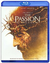 The Passion of the Christ (Bilingual), Blu-ray/Digital HD