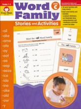Word Family Stories and Activities, Level C