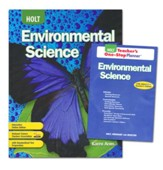 Holt Environmental Science Homeschool Package
