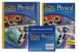 Holt Science & Technology: Physical Science Homeschool Package with Teacher's Edition