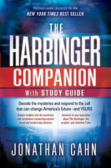 The Harbinger Companion with Study Guide: Decode the mysteries and respond to the call that can change America's future-and yours - eBook