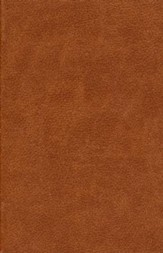 ESV Holy Bible, Value Edition (Brown) Bonded Leather
