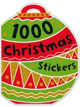 1000 Stickers Christmas