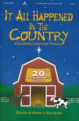 It All Happened in the Country, 20th Anniversary Edition (Choral Book)