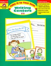 Take It to Your Seat Writing Centers, Grades 2-3