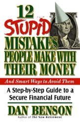 12 Stupid Mistakes People Make with Their Money - eBook