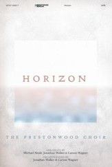 Horizon: The Prestonwood Choir (Choral Book)