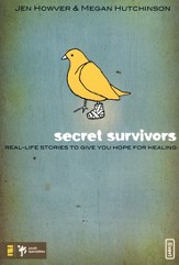 Secret Survivors: Real-Life Stories to Give You Hope for Healing - eBook