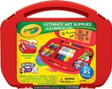 Crayola, Ultimate Art Supplies and Easel