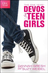 The One Year Devos for Teen Girls - eBook