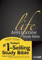 Life Application Study Bible NASB (DIGITAL) - eBook