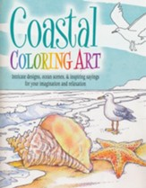 Coastal Coloring Art