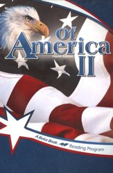 Abeka Reading Program: Of America II
