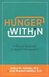 Hunger Within: A Biblical Approach to Weight Management - eBook