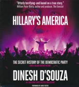 Hillary's America - unabridged audio book on CD