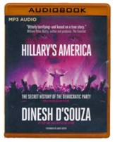Hillary's America - unabridged audio book on MP3-CD
