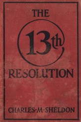The 13th Resolution / Digital original - eBook
