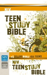 NIV Teen Study Bible / Special edition - eBook