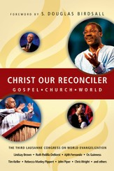 Christ Our Reconciler: Gospel, Church, World - eBook