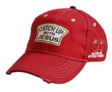 Catch Up Cap, Red