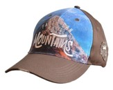 Mountains Cap, Brown