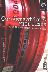 Conversations with Jesus: Getting in on God's Story - eBook