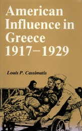 American Influence in Greece, 1917-1929 - eBook