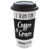 Coffee and Grace Mug