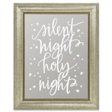 Silent Night, Holy Night Mirror